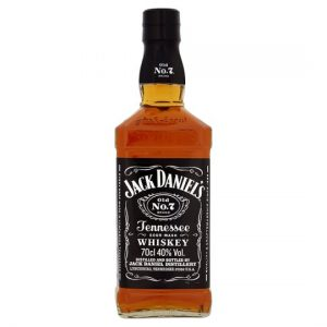 Jack Daniel's Tennessee Whisky 70CL