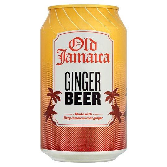 Ginger Beer -Can(330ml) | Alcohol and Booze