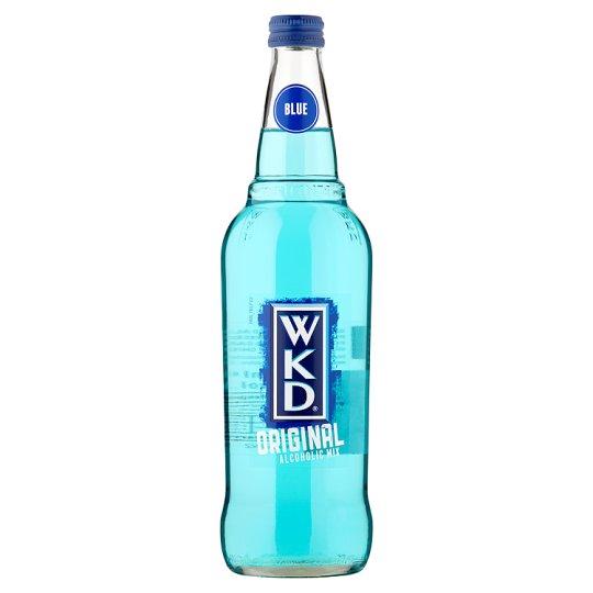 Wkd blue mixen